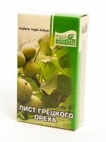 Лист грецкого ореха