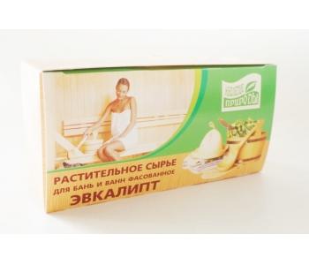 """Растительное сырье для бань и ванн """"Эвкалипт"""""""