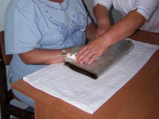 Как сделать озокерит с парафином